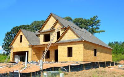 Zgodnie z aktualnymi wzorami świeżo stawiane domy muszą być ekonomiczne.
